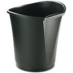 Corbeille à papier Esselte Basko Noir 29,5 x 335 x 26 cm