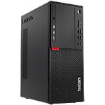 Ordinateur de bureau Lenovo ThinkCentre M710 Tour Intel Core i3 7100 500 Go Windows 10 Professionnel