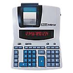 Calculatrice imprimante ibico 1491X 14 chiffres Argenté , bleu
