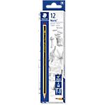 Crayons à papier STAEDTLER Noris 120 2 HB   12 Unités