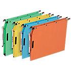 Dossiers supendus pour armoire ELBA Velcro Orange 25 Unités