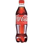 Coca Cola   24 Bouteilles de 500 ml