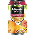 Minute Maid Tropical Canette   24 Unités de 330 ml