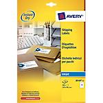 Étiquettes d'adresses AVERY Zweckform Quick DRY Blanc 99,1 x 139 mm 25 Feuilles de 4 Étiquettes