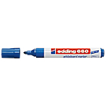 Marqueur pour tableau blanc edding e660 Ogive Bleu