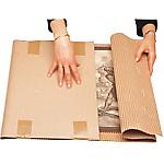 Carton ondulé Papier Kraft 1000 mm x 50 m