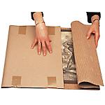 Carton ondulé Papier Kraft 1400 mm x 50 m