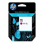 Tête d'impression HP D'origine 11 Magenta C4812A