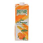 Jus d'orange Pressade   8 Bouteilles de 1 L