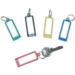 Porte clés ELAMI Assortiment   20 Unités