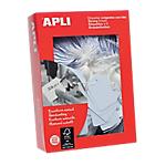 Étiquettes APLI 389   1000 Unités