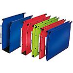 Dossiers suspendus pour armoire ELBA Ultimate Rouge 10 Unités