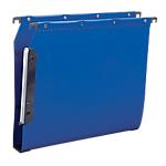 Dossiers suspendus pour armoires ELBA L'Oblique hangmappen voor kasten POLYPRO Ultimate Bleu 10 Unités