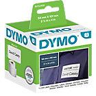 Rouleau d'étiquettes d'adresses DYMO 99014 10,1 (L) x 5,4 (H) cm Blanc
