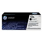 Toner HP D'origine 12A Noir Q2612A