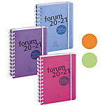 Agenda Exacompta Forum Linicolor 1 Jour par page 2019 Assortiment