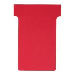 Fiches T cartonnées Nobo Carton Indice 2 6 x 8,5 cm   100 Unités