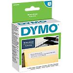 Etiquettes multi usages DYMO LabelWriter LW 19 x 51 mm Blanc   500 Étiquettes