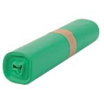 Sacs poubelle écologiques 110 L Vert 70 x 110 cm   200 Unités