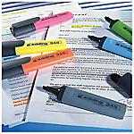 Surligneur edding e345 Assortiment   6 Unités