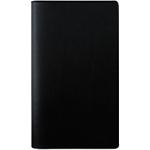 Semainier de poche SL17 918E 1 Semaine sur 2 pages 2020 Noir