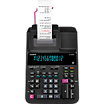 Calculatrice imprimante Casio FR 620RE 12 chiffres Noir