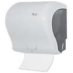 Distributeur d'essuie mains Steiner System 23 x 23 x 31 cm Blanc