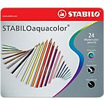 Crayons de couleur STABILO Assortiment   24 Unités