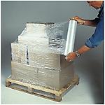 Films pré étirés Transparent 300 mm x 400 m 8 µm   6 Unités