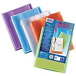 Protège documents personnalisable 40 vues coloris assortis   Elba polyvision