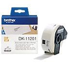 Ruban d'étiquettes Brother DK 11201 90 x 29 mm Blanc   400 Étiquettes