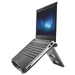 Support pour ordinateur portable Kensington Easy Riser Noir, argenté