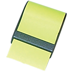 Ruban de notes adhésives ELAMI 60 x 10 mm Jaune
