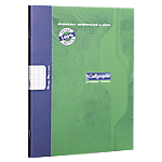 Cahier de brouillon piqué Calligraphe Ligne 7000 A5+ Coloris aléatoire 96 Pages   48 Feuilles