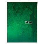Cahier petits carreaux piqué Calligraphe Ligne 7000 A4+ Coloris aléatoire 96 Pages   48 Feuilles