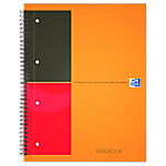 Cahier OXFORD International A4 Ligné Orange   100 Feuilles