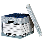 Container pour boites archives Fellowes Bankers Box Bankers Box Gris 39 x 44,5 x 29,5 cm
