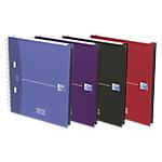 Cahier petits carreaux reliure intégrale OXFORD Office Essentials A5+ Coloris aléatoire 200 Pages  100 Feuilles