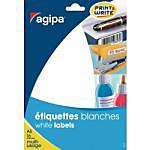 Étiquettes APLI Multipurpose Blanc 140 x 80 mm 32 Unités
