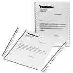Papier listing Blanc Niceday 279,4 (H) x 240 (l) mm   1000 Feuilles