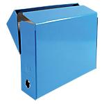 Boîtes transfert Exacompta Iderama 33 x 9 x 25 cm Bleu