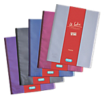 Protège documents ELBA Le Lutin Vision PVC 40 Pochettes A4 Assortiment 5 Unités