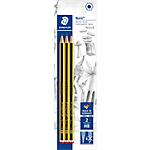 Crayon de Bois STAEDTLER 120 2BK 3DA   3 Unités