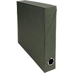 Boîtes transfert Exacompta 83123E 34 x 5 x 25 cm Vert 5 Unités