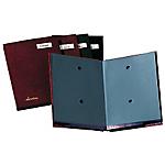 Parapheur extensible Papier 12 Office Depot 29,7 (H) x 24,3 (l) x 1,2 (P) cm A4 Noir