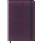 Carnet Foray Violet A5 Ligné Sans perforation 160 Pages   80 Feuilles
