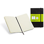 Carnet à pages blanches Moleskine A6 Cahier poche 70 g