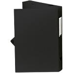 Boîte de classement Viquel Viquel 24,5 x 4 cm Noir