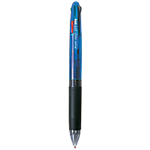 Stylo bille Pilot Feed 0.4 mm 4 couleurs