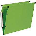 Dossiers suspendus pour armoire Esselte 58136 Vert 10 Unités